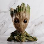 Figurka-doniczka Groot baby w Gearbest
