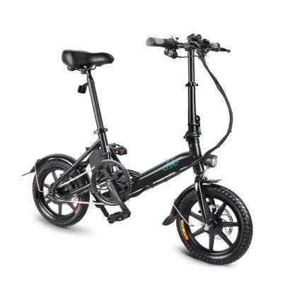 Rower elektryczny FIIDO D3
