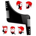 Grzebień do cięcia i stylizacji brody w Gearbest