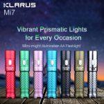 Latarka Klarus Ti Mi7 Mini LED w Gearbest