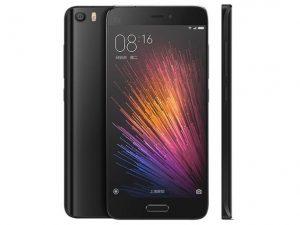 Xiaomi Mi5, kolor czarny, telefon