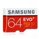 Karta pamięci Micro SDXC Samsung 64GB Evo w Gearbest