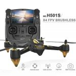 Dron Hubsan H501S Advanced w Gearbest
