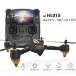 Dron Hubsan H501S w Gearbest