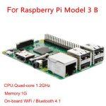 Raspberry Pi 3B w Gearbest