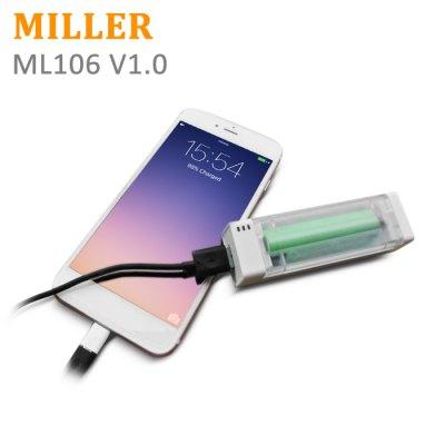 Powerbank na baterie Miller ML106