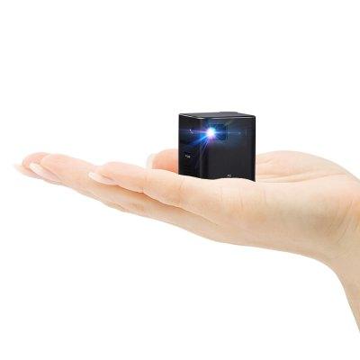 P6 Portable Smart Mini DLP LED WiFi Projector