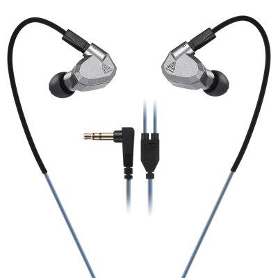 KZ ZS5 Detachable HiFi Earphones