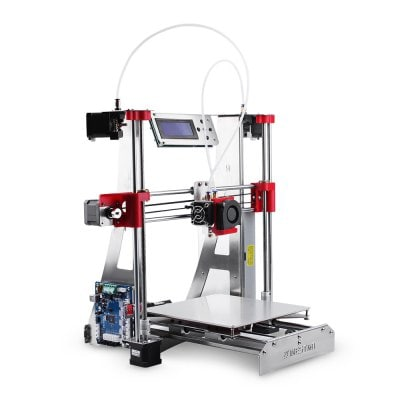 Zonestar P802QR2 Double Extruders 3D Printer