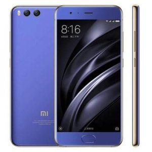 xioami mi6 blue