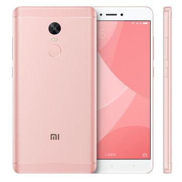 Redmi note 4x pink