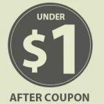 Under One Dollar