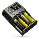 Ładowarka baterii Nitecore SC4 w Banggood