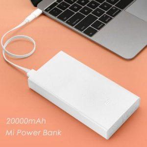 powerbank xiaomi 20000