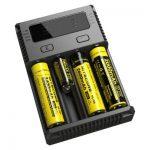 Ładowarka baterii Nitecore New i4 w Gearbest