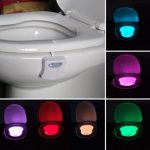 Podświetlenie toalety w Gamiss