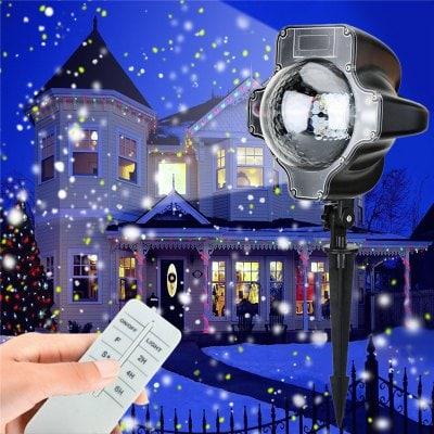 Kod Rabatowy Gearbest Projektor Led Oświetlenia