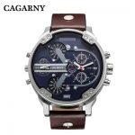 Zegarek męski CAGARNY 6820 w Gearbest