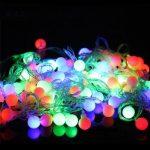 Lampki świąteczne LED 250 sztuk w Gearbest