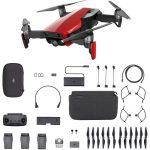 Dron DJI Mavic Air Fly More Combo w Geekbuying