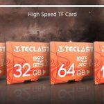 Karta pamięci Micro SD Teclast 16GB w Gearbest