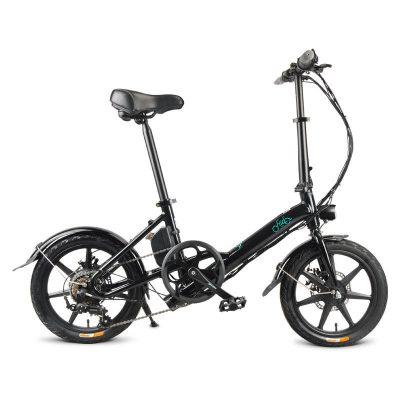 Rower elektryczny FIIDO D3S