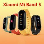 Xiaomi Mi Band 5 w Aliexpress