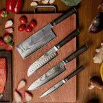 [EU-CZ] Zestaw 4 noży kuchennych Xiaomi HUOHOU w Banggood