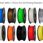Filament do drukarek 3D Anet 1,75mm w Gearbest
