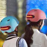 Inteligenty kask rowerowy XIAOMI Smart4u SH50 w Banggood
